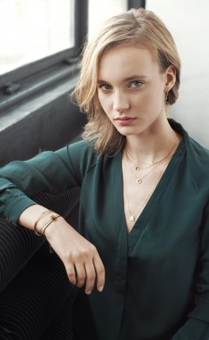 Biżuteria  Nowa kampania marki ANIA KRUK