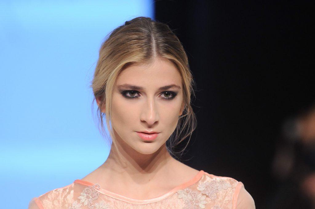 Make-up Wydarzenia  LA LUXE PARIS - oficjalny kreator makijażu FashionPhilosophy Fashion Week Poland