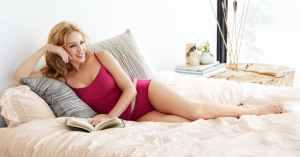 Bielizna Damska  sloggi EverNew – gwarancja satysfakcji  na zawsze, sygnowane przez Kylie Minogue