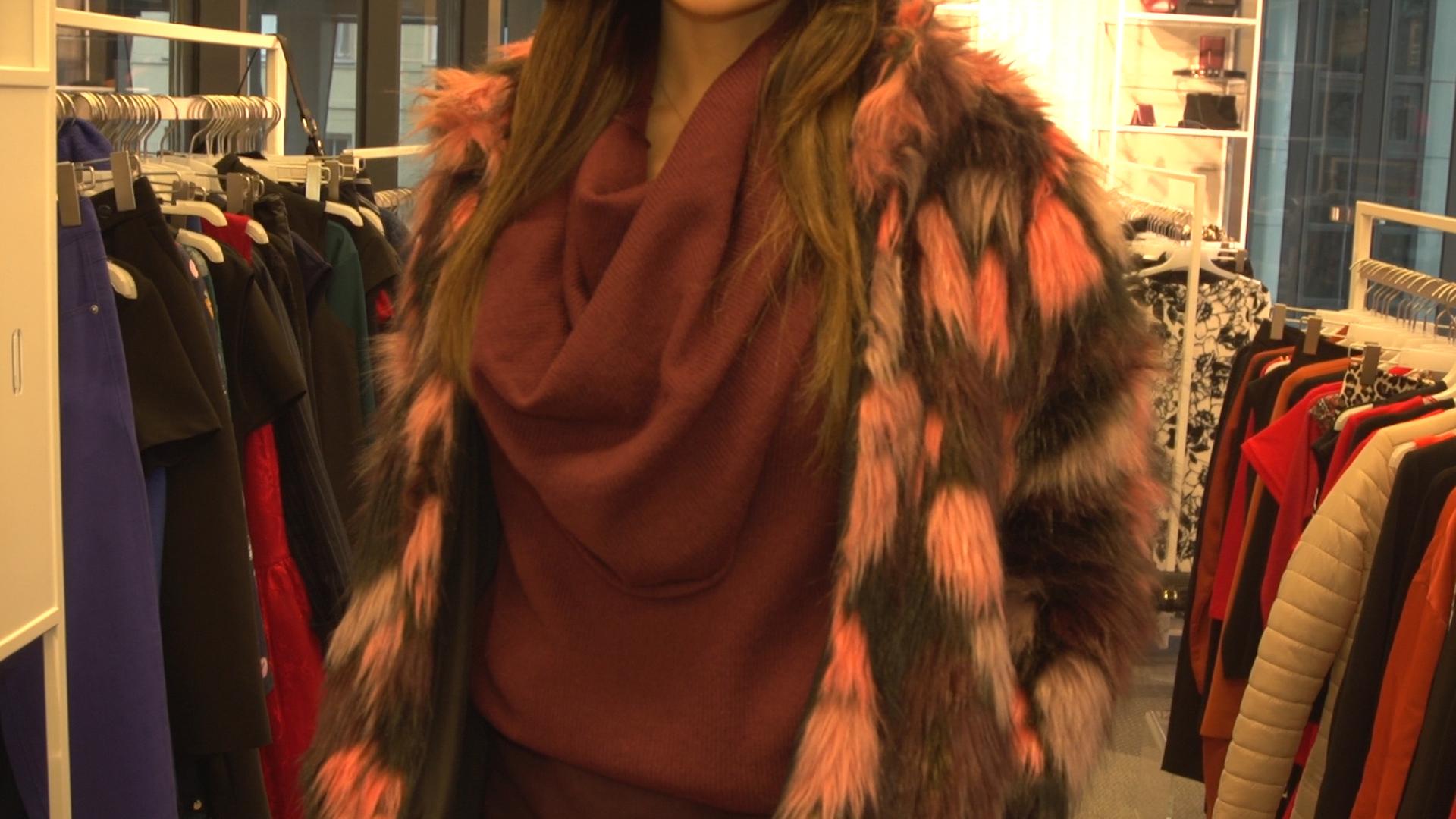 Moda Damska  Burgundowy i musztardowy to kolory sezonu jesienno-zimowego!