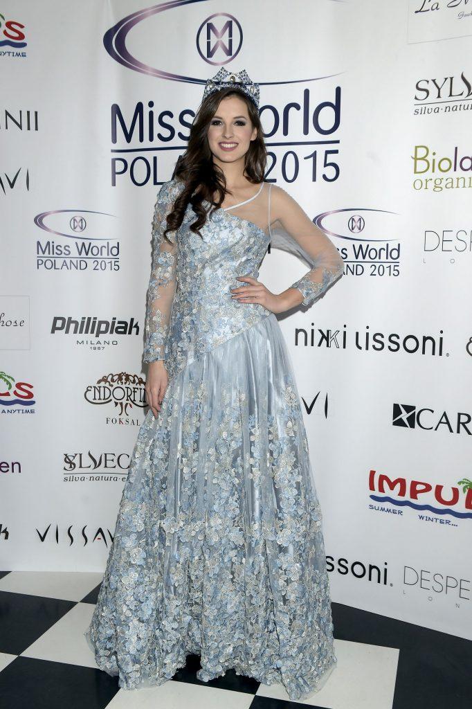 Marta Pałucka, Miss World Poland 2015