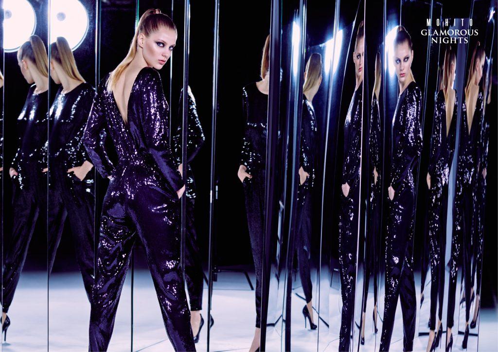 Moda Damska  Lookbook Mohito Glamorous Nights