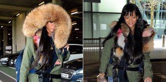 Rihanna w parce Mr&Mrs Italy