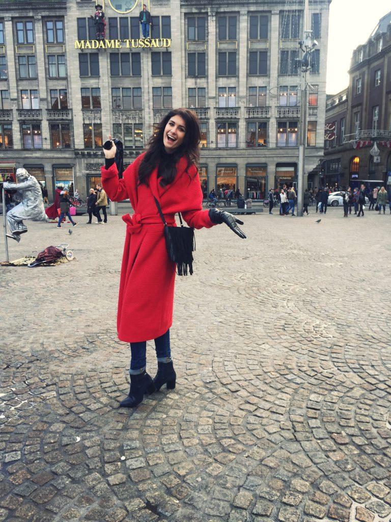 News  Co robiła Miss Polski w Holandii?