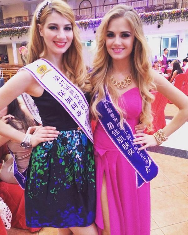 Wydarzenia  Sukces Polki, Kasi Włodarek w konkursie Miss Model Of The World 2015