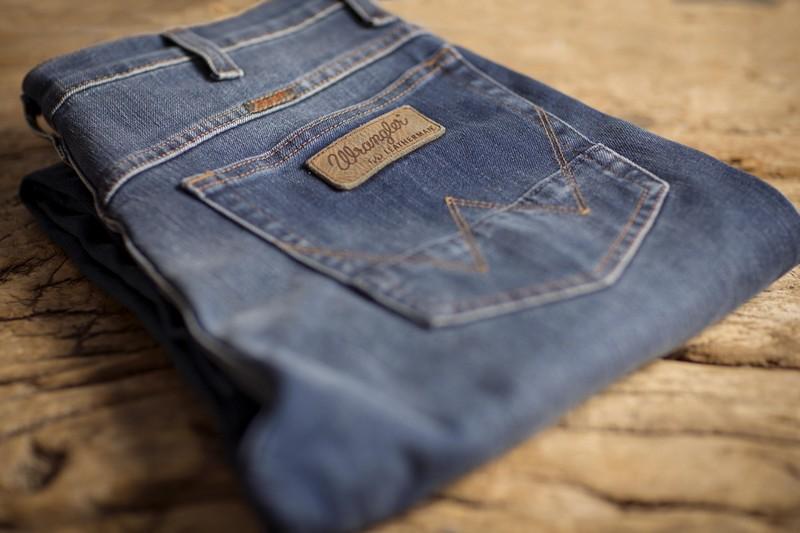 Moda Męska  Idealny prezent dla mężczyzny - wrangler jeans