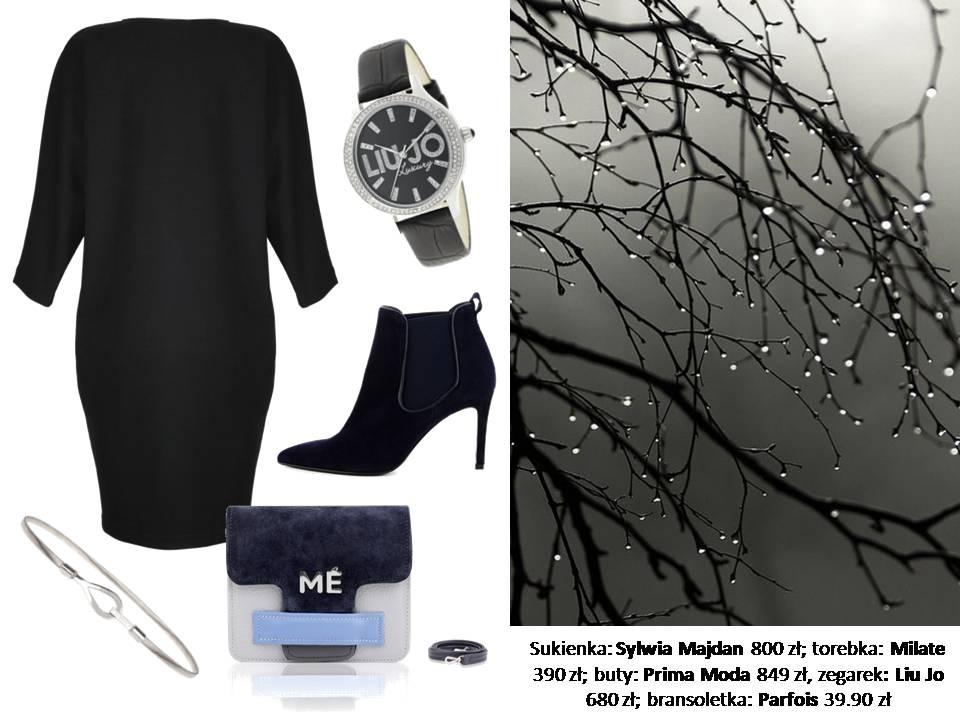 Moda Damska Stylizacje  Sukienki Sylwii Majdan