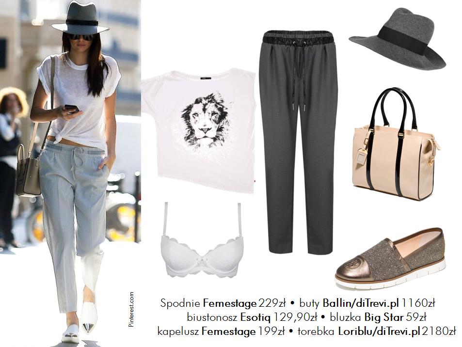 Jej styl Stylizacje  Jej styl - Kendall Jenner