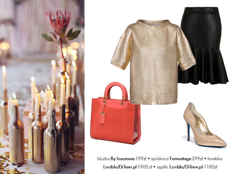 Moda Damska Stylizacje  5 stylizacji na nadchodzące Święta