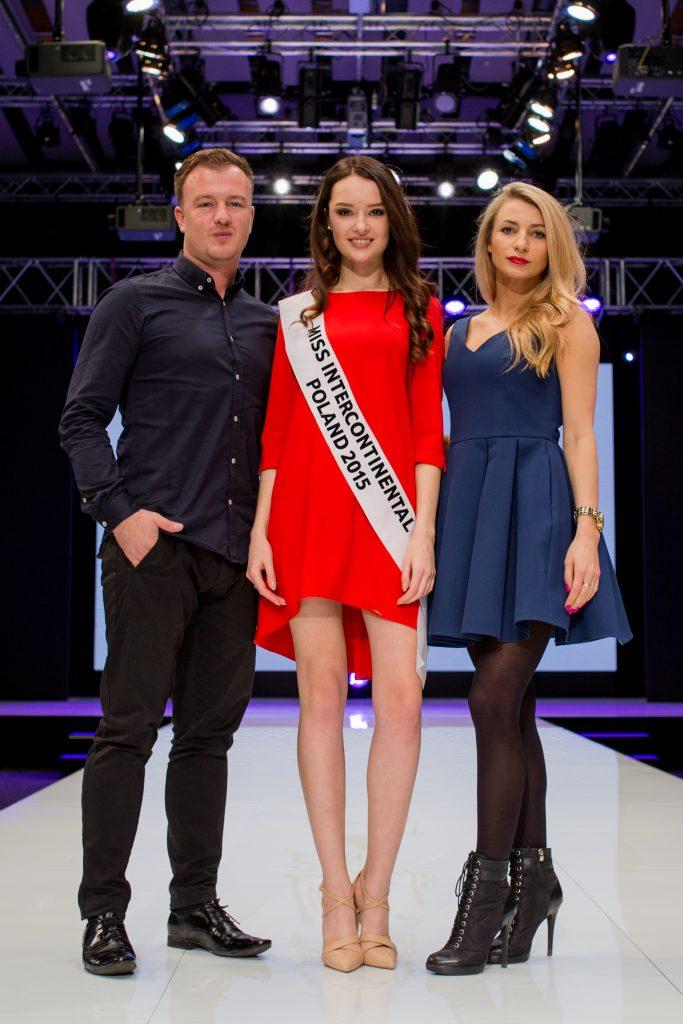 Moda Damska Wydarzenia  Agata Bryl w konkursie Miss Intercontinental 2015