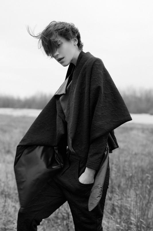 Moda Damska  Zimowe otulenia w kolekcji River