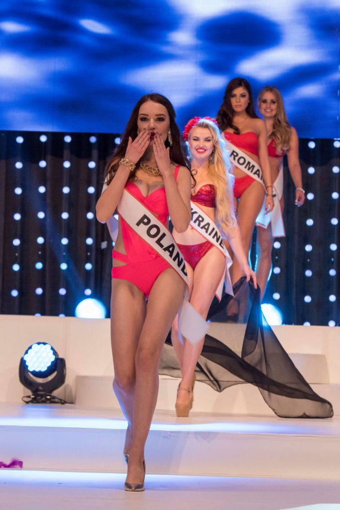 News  Sukces Agaty Bryl w konkursie Miss Intercontinental 2015
