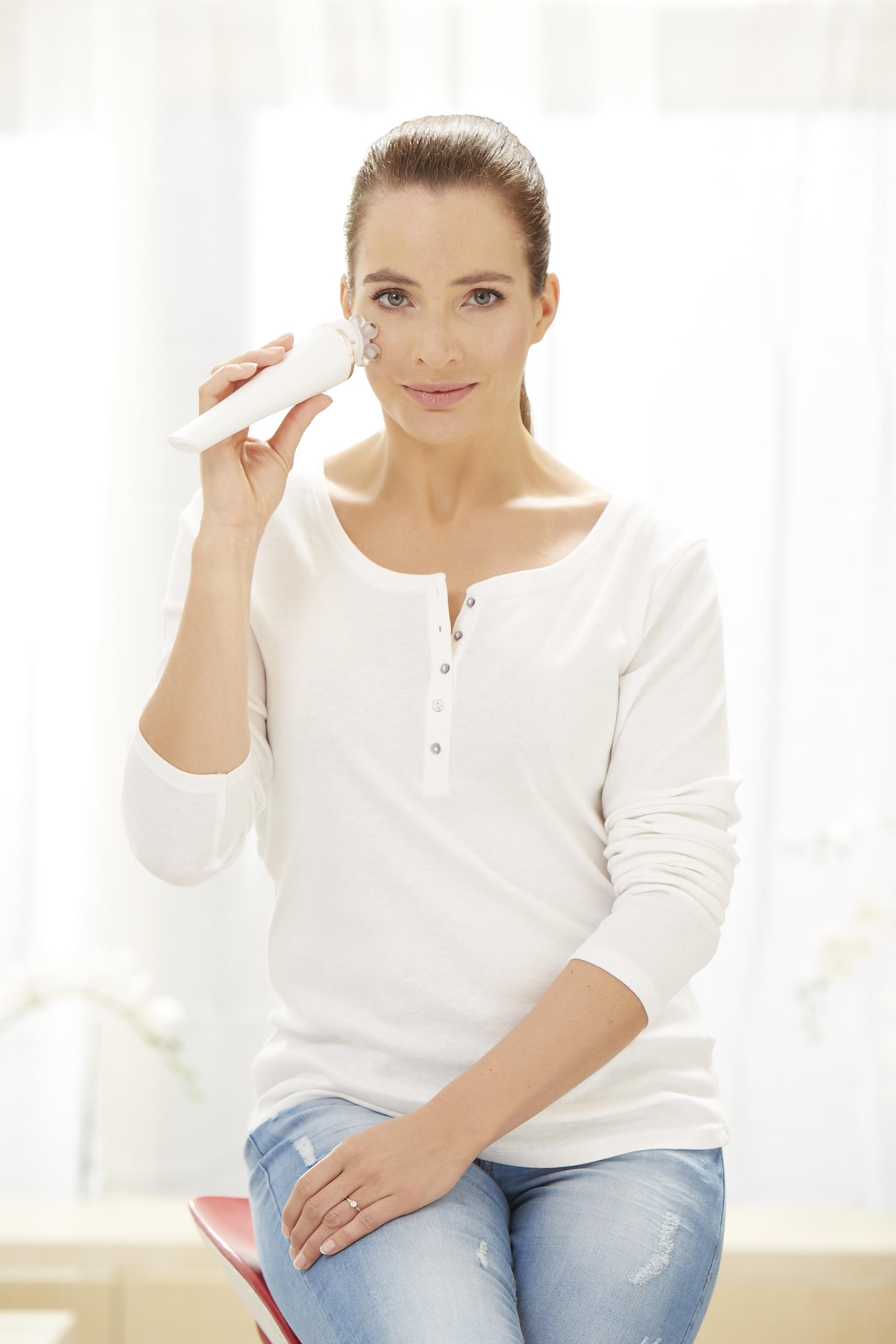 Uroda  Efekt promiennej, zrewitalizowanej i odświeżonej skóry