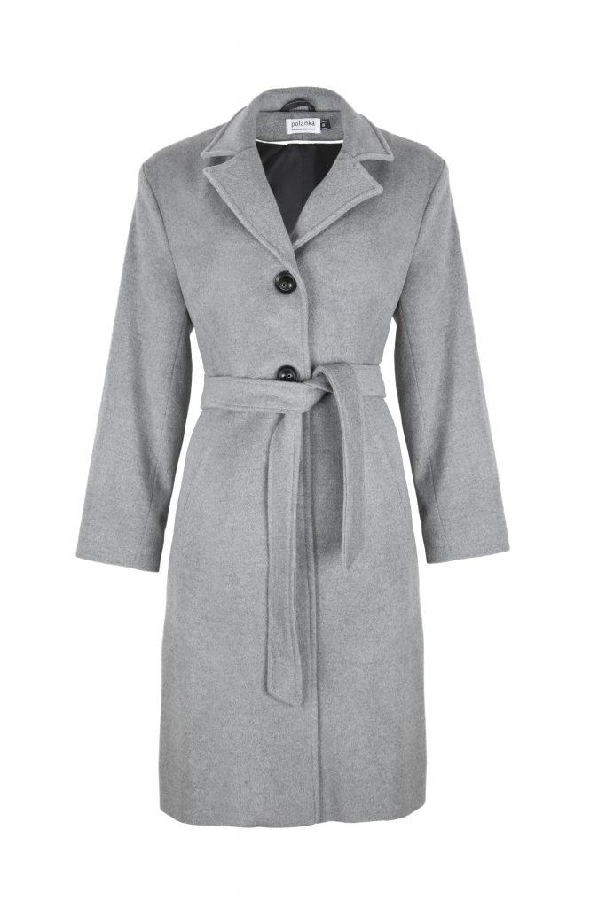 Moda Damska  Klasyczny płaszcz od Polanki