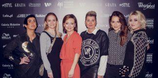Agnieszka Maciejak, Zuzanna Wachowiak(Bizuu), Joanna Sokołowska-Pronobis, Lidia Kalita, Paulina Sykut-Jeżyna, Natalia Hołownia fot.MonikaSzalek