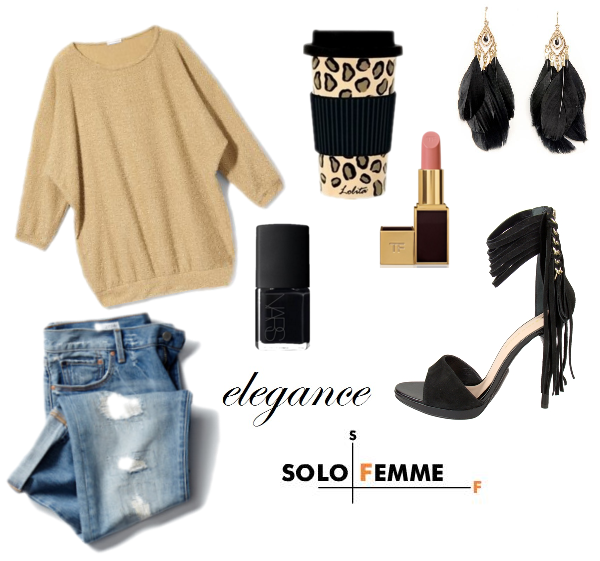Moda Damska  Solo Femme kolekcja wiosna/lato 2016