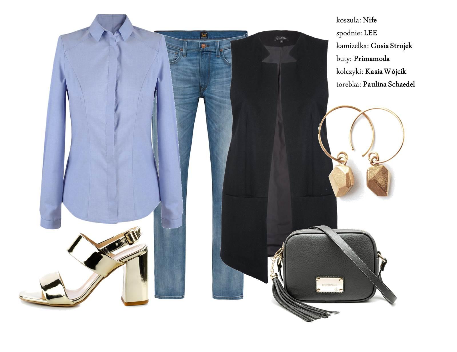 Moda Damska Stylizacje  Jedna, ta sama koszula na 7 sposobów