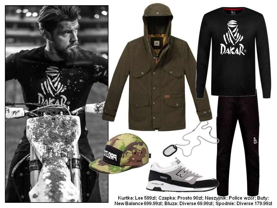 Moda Męska  Moda dla prawdziwych mężczyzn