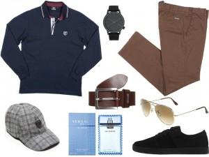 Moda Męska  Bezpretensjonalny casual dla Twojego mężczyzny