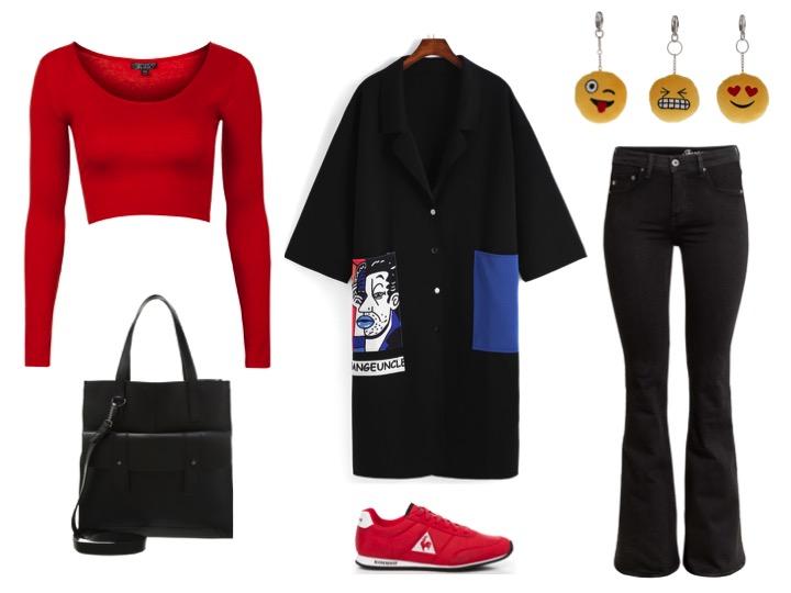 Moda Damska Stylizacje  Hot trend – naszywki na ubraniach. 7 propozycji stylizacyjnych