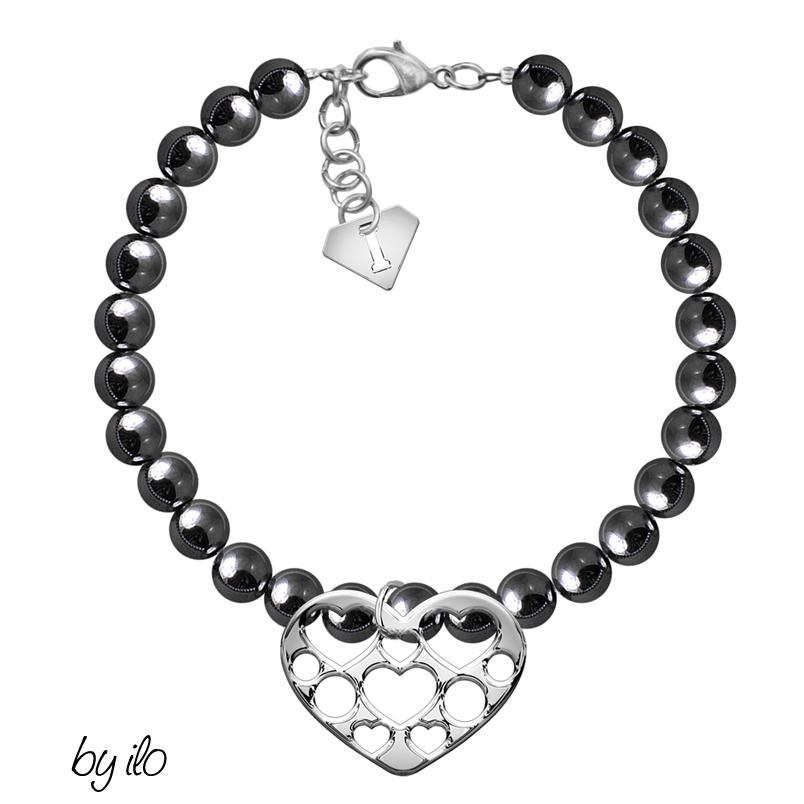 Biżuteria  Prezent dla babci i dziadka od by ilo