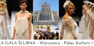 polska gala slubna