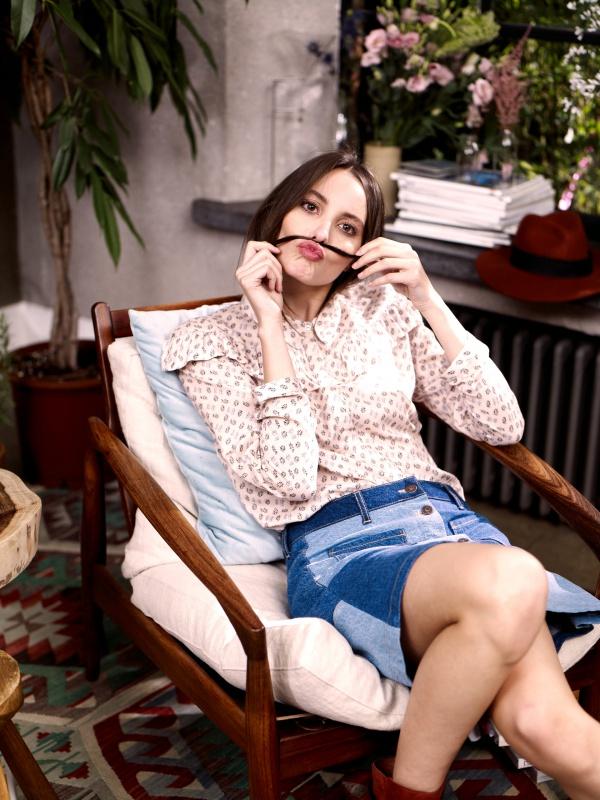 Moda Damska  Powiew bohemy od Pimkie