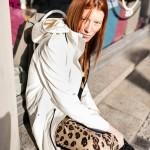 Moda Damska  Kolekcja wiosna lato 2016 nowej marki DUCKUDUCK Raincoats