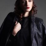 Moda Damska  Kmila Ibrom w kobiecej sesji