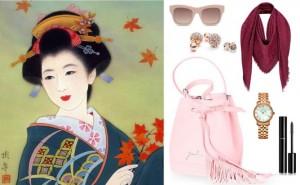 Moda Damska  JAPAN MEETS EUROPE – zapowiedź nowej kolekcji Joanny Kruczek