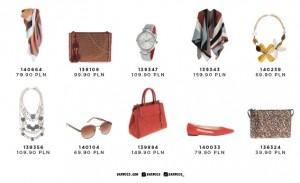 Moda Damska  Kolekcja specjalnie na Walentynki od Parfois