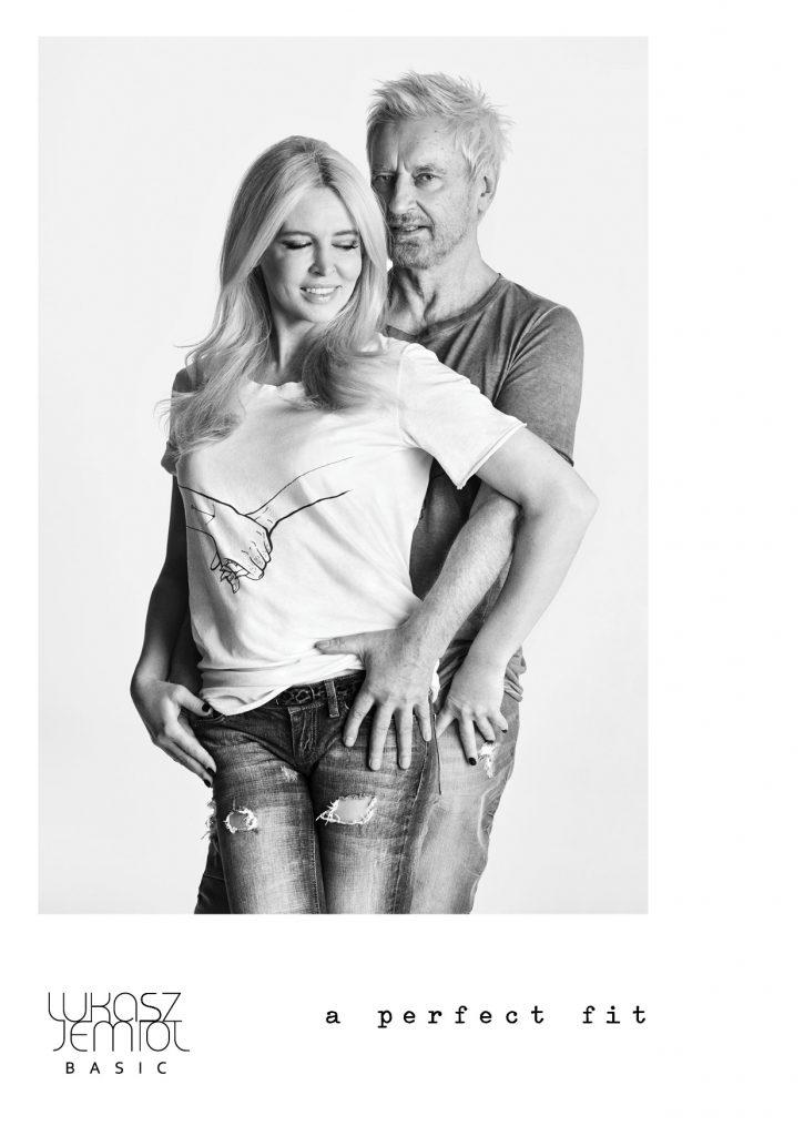 Moda Damska  Walentynkowa kampania Łukasza Jemioła