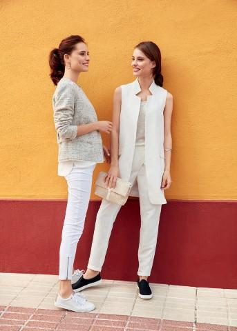 Moda Damska  Szalone lata 70', multikulturowość i hiszpański temperament