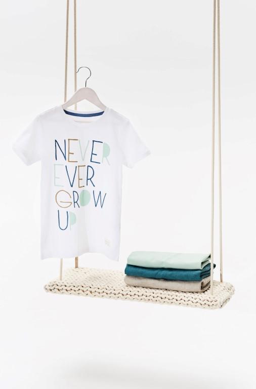 Moda Damska Moda dziecięca Moda Męska  Premiera produktów z bawełny organicznej w salonach RESERVED