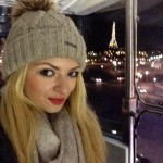 News  Klaudia Wiśniowska w Paryżu