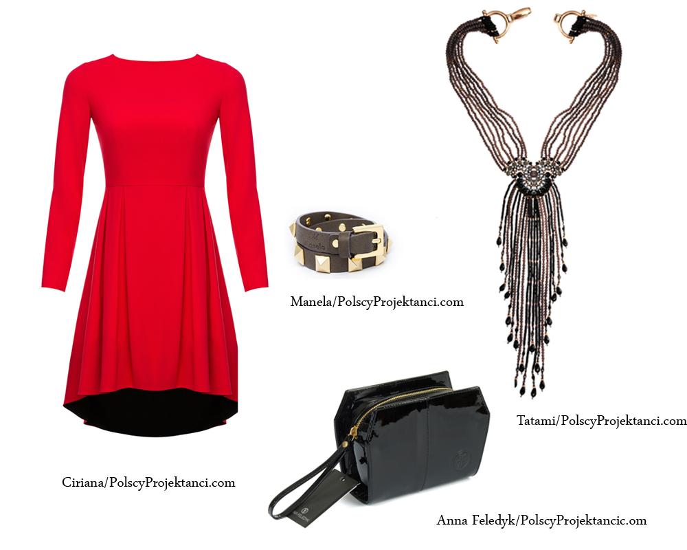 Stylizacje  Walentynkowy Dress Code