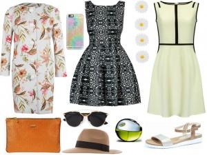 Moda Damska Stylizacje Torby  Przywitajmy ciepłe miesiące eksplozją wzorów i barw!