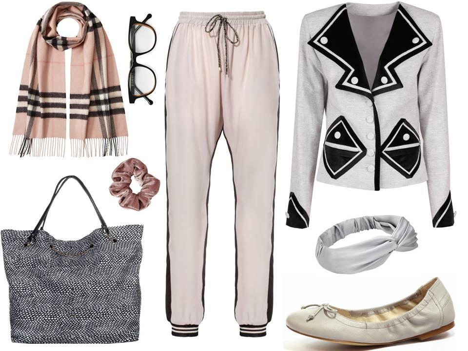 Moda Damska Stylizacje  Stylizacje na spacer