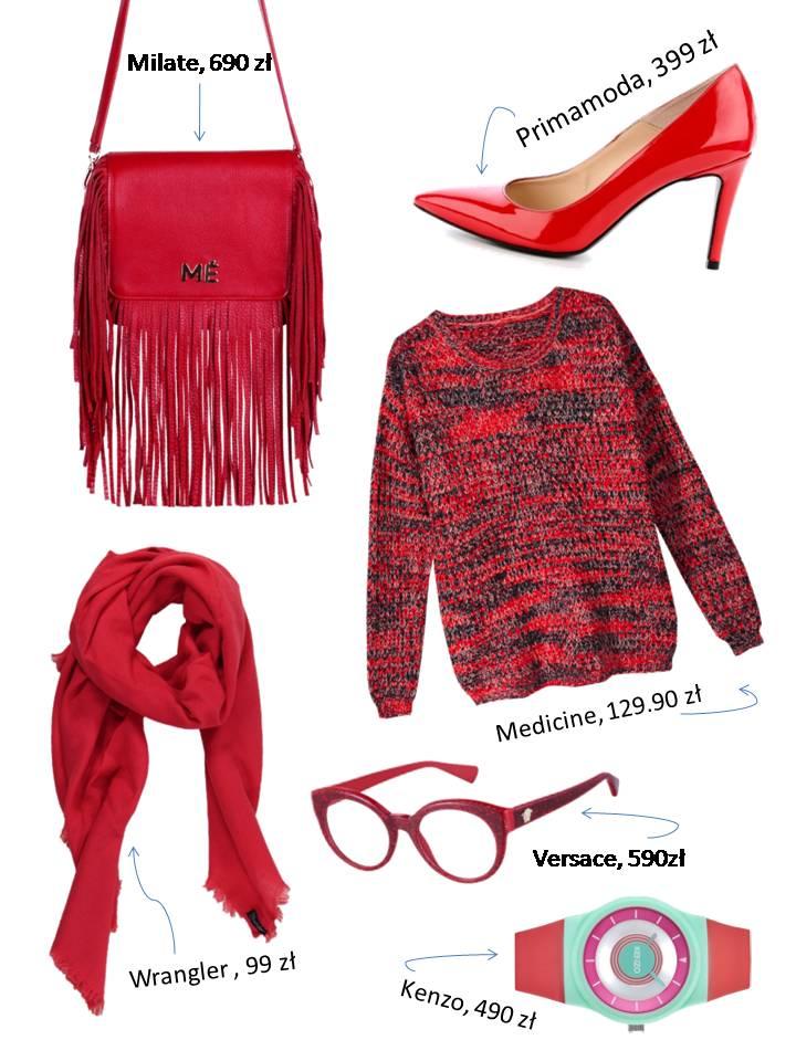 Moda Damska Moda Męska  Walentynkowe propozycje
