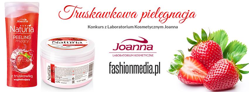 Konkursy Kosmetyki News Wydarzenia  Truskawkowa pielęgnacja – konkurs z Laboratorium Kosmetycznym Joanna