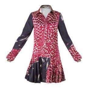 Moda Damska  Wiosenne sukienki w stylu retro