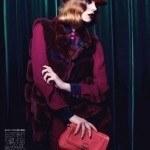 Wydarzenia  Pozowała dla Vogue'a, teraz wystąpi w Hell's Kitchen