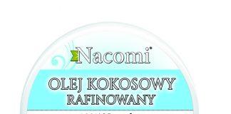 Olej kokosowy rafinowany – nacomi