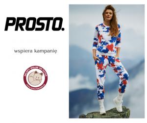 Wydarzenia  PROSTO – polska marka odzieżowa dołącza do międzynarodowej kampanii Sklepy Wolne Od Futer.