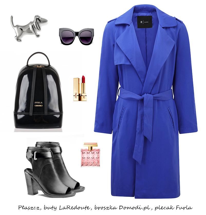 Moda Damska  Płaszcze na wiosnę
