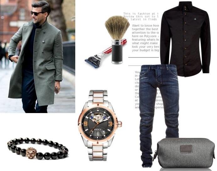 STYLIZACJE MĘSKIE  Classic Watch - Jaki mężczyzna, taki zegarek