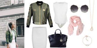 Trend sezonu - jak nosić bomber jacket?