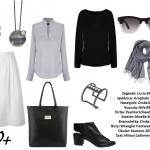 Moda Damska Stylizacje  Minimalizm w każdym wieku – stylizacje