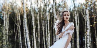 ANEMOI - Suknie ślubne muśnięte wiatrem