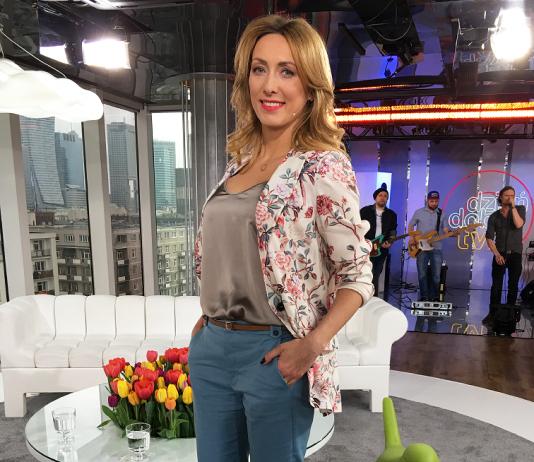 Wiosenna stylizacja Anny Kalczyńskiej w DDTVN